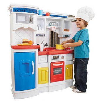 Little Tikes Gourmet Prep 'N Serve Kitchen Primary (173028000)