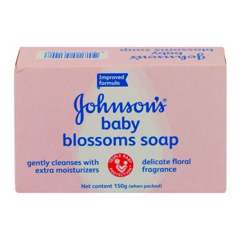 Johnson's Baby Baby Soap Pink Blossom 100gms