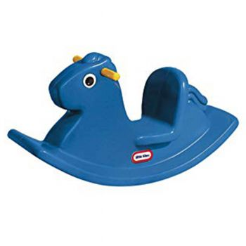 Little Tikes Rocking Horse Blue Pack1 (427900072)
