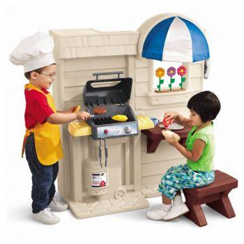 Little Tikes Indoor/Outdoor Cook 'N Grill Kitchen (450B10060)