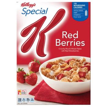 Kellogg's Special K (Red Berries) 500gms 5000127521056