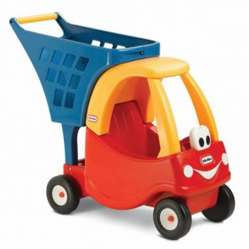 Little Tikes Cozy Coupe Shopping Cart (618338000)