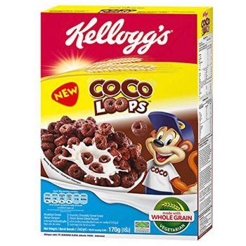 Kellogg's Coco Loops 170gms 8852756303506