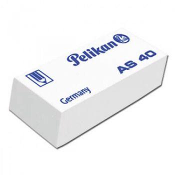 Pelikan Eraser Pack Of 40 (AS40 )
