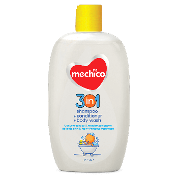 Mechico Baby Shower Shampoo 3in1 100ML (58104)