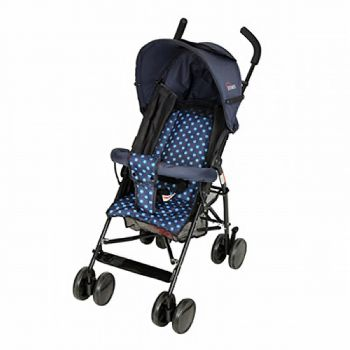 Tinnies Baby Buggy Blue (T051)