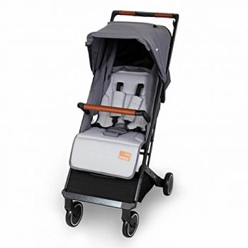Tinnies Baby Stroller Grey (T101)