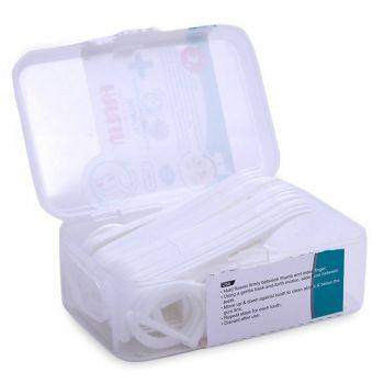 Farlin Disposable Floss Pick 50Pcs (BB-50006)