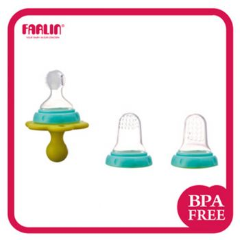 Farlin Grip N Bite Lolipop Baby Oral Set (BBC-003)