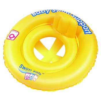 Bestway Double Ring Baby Seat Swimming Pool Float 27inches (PX-10160)