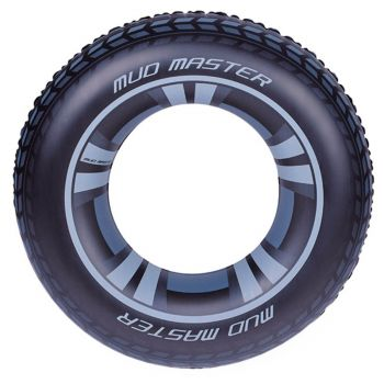 Bestway Mud Master Tyre Swimming Ring Tube 36inch (PX-10166)