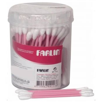 Farlin Cotton Buds 100Pcs (BF-113)