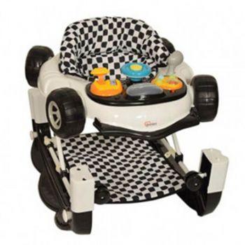 Tinnies Baby Walker With Rocking (BG-1207)