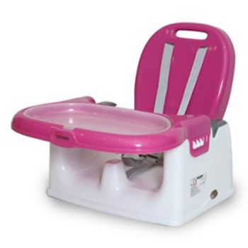 Tinnies Booster Seat (BG-83B) - Pink