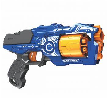 Blaze Storm 5 Slot Manual Soft Bullet Nerf Dart Gun (PX-10490)