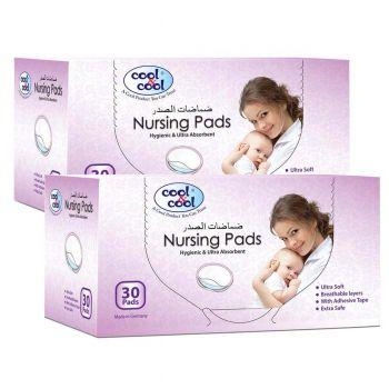 Cool & Cool Baby Nursing Pads 30Pcs (N070)