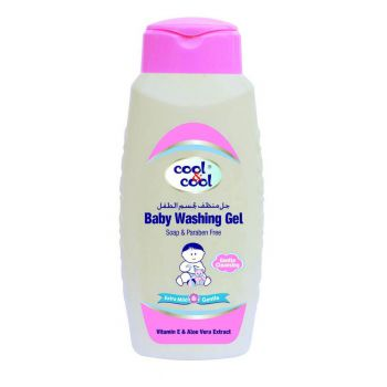 Cool & Cool Baby Washing Gel 100ML (B6568)