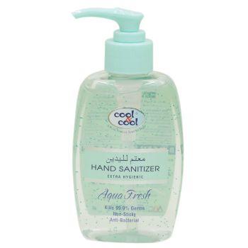 Cool & Cool Hand Sanitizer Gel Aqua Fresh 250ML (H547)