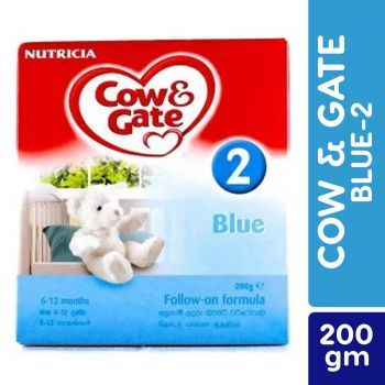 Cow & Gate Blue 2 Nutricia 200gms