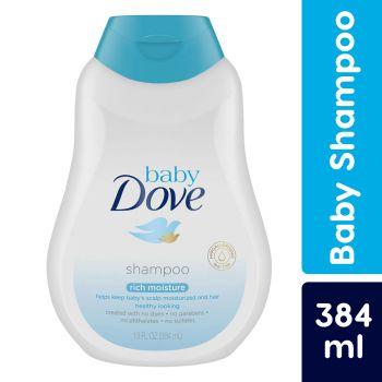 Dove Baby Shampoo Rich Moisture 384ML