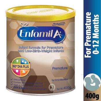 Enfalac A+ Premature (Special Product) 400gms