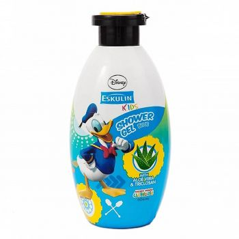 Eskulin Kids Donald Shower Gel Blue 250ML (1220248)
