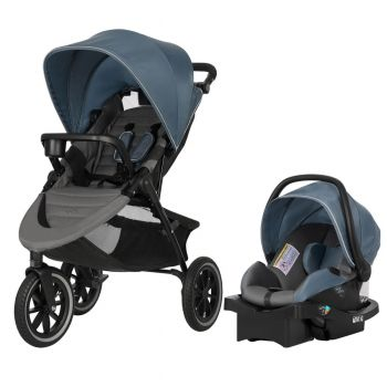Evenflo Folio3 Stroll & Jog Travel System, Skyline