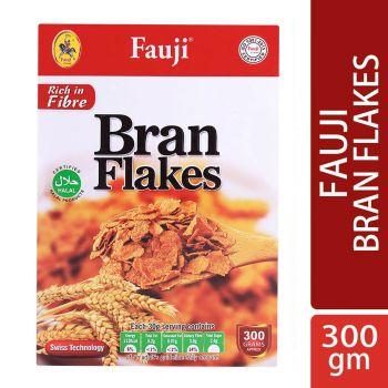 Fauji Bran Flakes 300gms