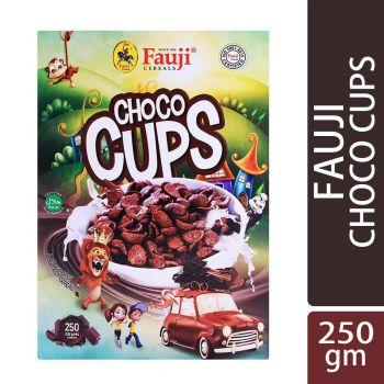 Fauji Chocolate Cups 250gms