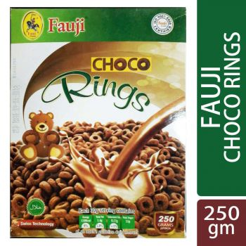 Fauji Choco Rings 250gms