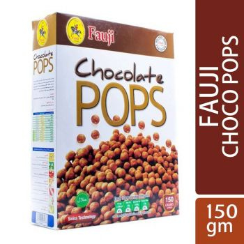 Fauji Choco Corn Pops 150gms