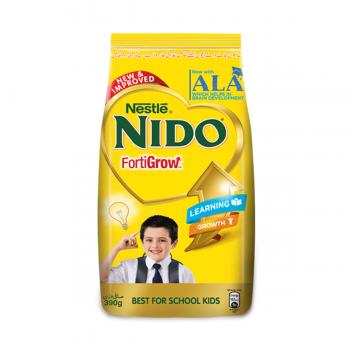 Nestle NIDO Fortigrow 390gms Milk Powder