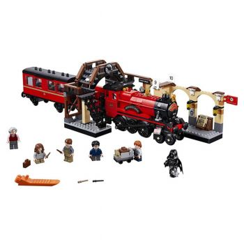 Lepin Harry Potter Hogwarts Express Magic Train Building Blocks 16055 (PX-10482)