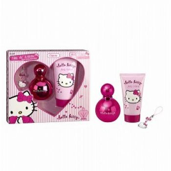 Air Val Hello Kitty 100ML Edt+Lotion Set (1420233)