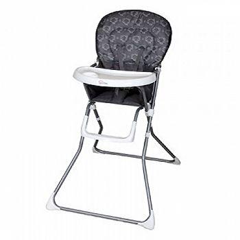 Tinnies Baby High Chair Grey (T026)