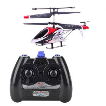 Planet X High V-Max Remote Control Helicopter 3 Channel Alloy Model (PX-10488)