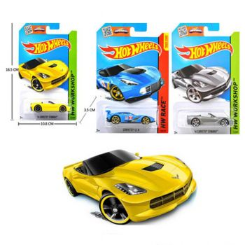 Hot Wheels Single Piece Pack Assorted Design (PX-10514)