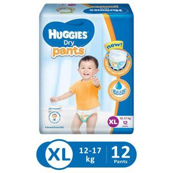 Huggies Dry Pants Economy (XL - 12Pcs)