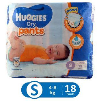 Huggies Dry Pants Economy (Small - 18Pcs)