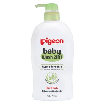 Pigeon Baby Wash 2in1 700ML (I626)