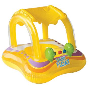 Intex Yellow Baby Float (PX-9348)