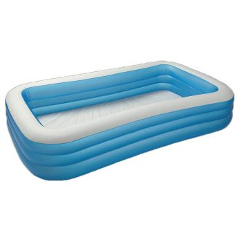 Intex Inflatable Family Pool Rectangle 58484 (PX-9295)