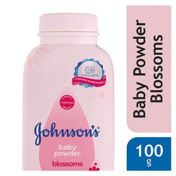 Johnson's Baby Powder Blossom 100gms