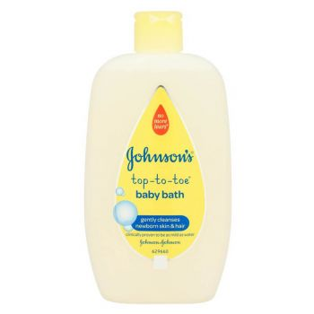 Johnson's Baby Top-To-Toe Creamy Wash 300ML