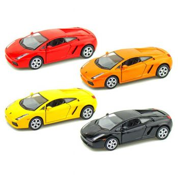 Kinsmart Lamborghini Gallardo Car Metal Pull Back Die Cast Single Piece (PX-10362)