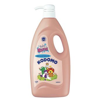 Kodomo Mild&Natural Baby Bath Lion 1000ML (1220332)