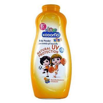 Kodomo Natural UV Protection Baby Powder 180gms (1550155)
