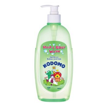 Kodomo Hair&Body Wash Lion 400ML (1220331)