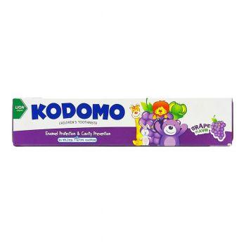 Kodomo Grape Toothpaste Lion 40gms (1980104)