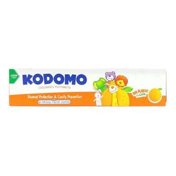 Kodomo Orange Toothpaste Lion 80gms (1980106)
